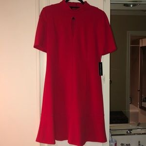 NWT! Donna Morgan Red Dress